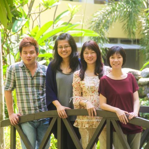 Matthew, Josephine, Helen & Karen (K1 & K2))
