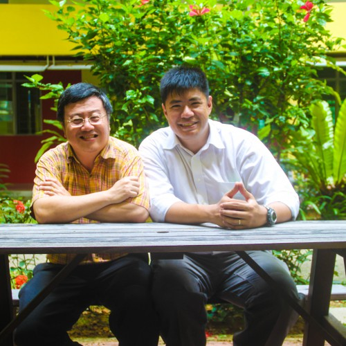 Yee Tiong & Gerard (Pri 5/6 Boys)